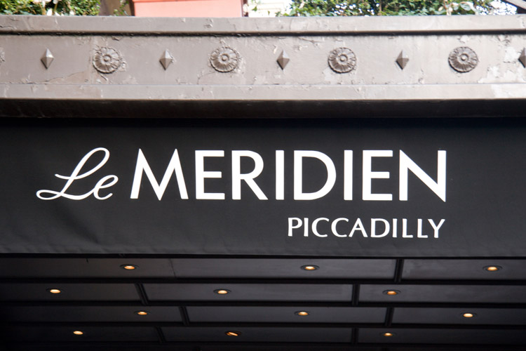 Roman Case Study - Le Meridien Piccadilly