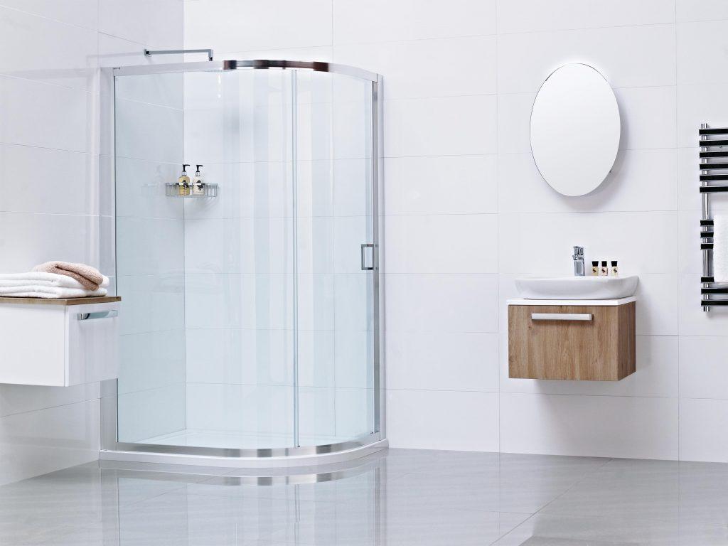 Beautiful Quadrant Solutions Roman Showers