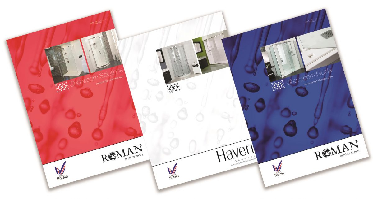 New Roman Brochures The Perfect Union Roman Showers